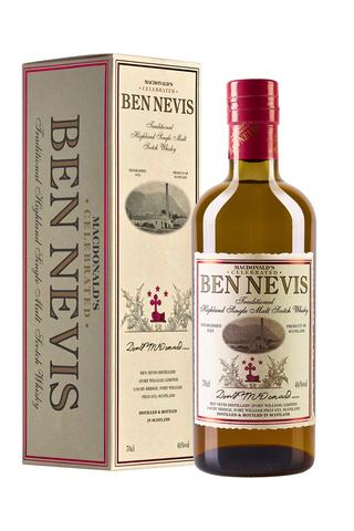 Macdonald`s Celebrated Ben Nevis Traditional