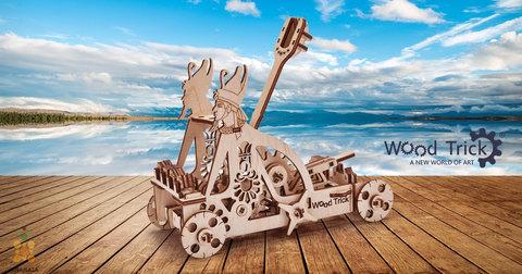 Катапульта (Wood Trick)