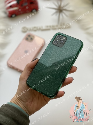 Чехол iPhone 11 Pro Max Rock Pure Series /green/