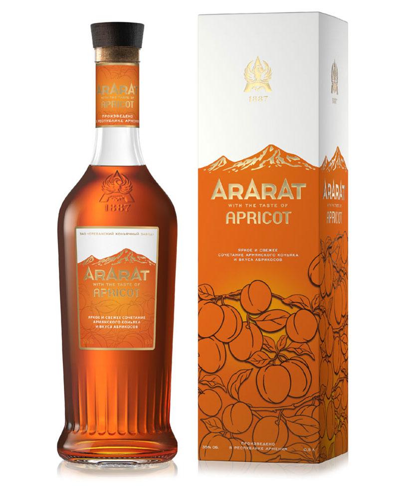 Коньяк Ararat Априкот со Вкусом Абрикоса 35%, 0,5 л.