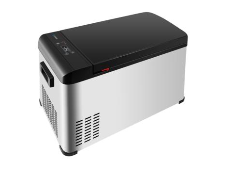 Компрессорный автохолодильник Libhof Q-22 (12V/24V, 110V/220V опционально, 22л)