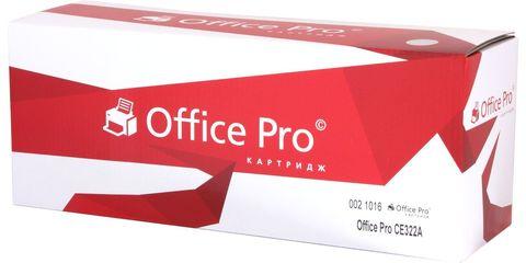 Картридж лазерный цветной Office Pro© 128A CE322A желтый (yellow), до 1300 стр. - купить в компании MAKtorg