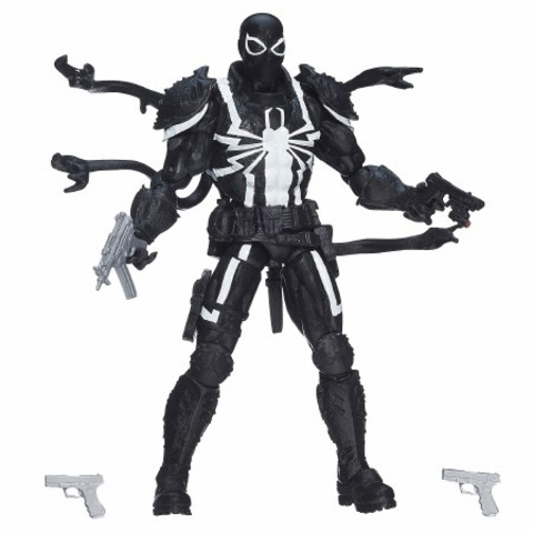 Marvel Legends Infinite - The Amazing Spider-Man 2 Agent Venom