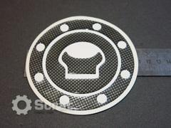 Наклейка на крышку бензобака Suzuki Kawasaki Honda Yamaha