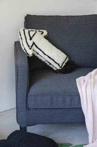 Подушка Lorena Canals Arrow (38 x 48 см)