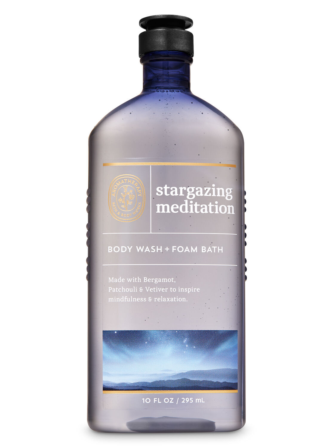 Гель для душа Bath&BodyWorks Aromatherapy Stargazing Meditation 295 мл