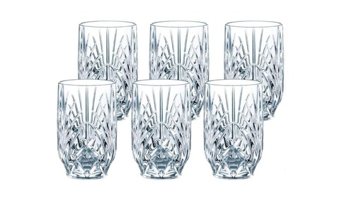 Набор из 6-и бокалов для сока Fruit Juice 265 мл, артикул 38375. Серия Palais