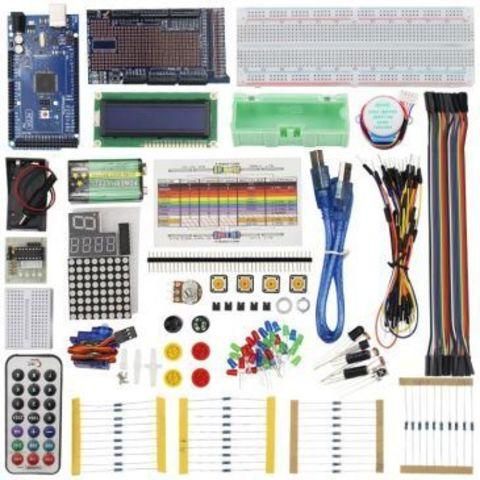 Набор Arduino MEGA Starter kit