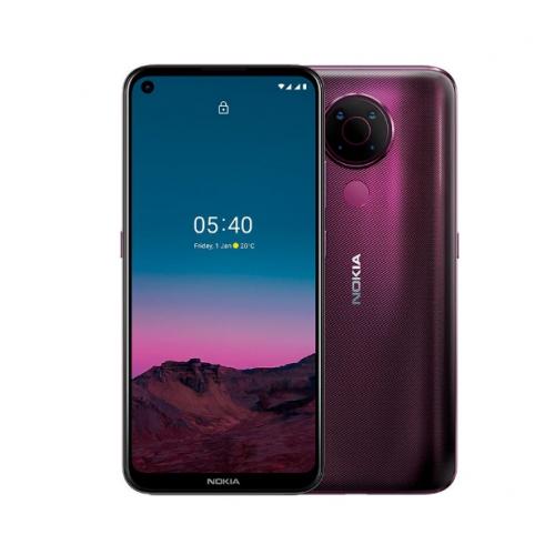 Nokia 5.4 Nokia 5.4 4.128Gb Purple (Фиолетовый) purple1.png