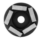 Алмазная шлифовальная фреза Messer тип M 16/18 для грубой шлифовки (5 сегментов)