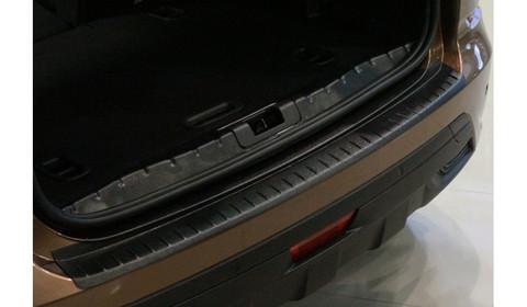 Накладка на задний бампер пластиковая Лада XRAY