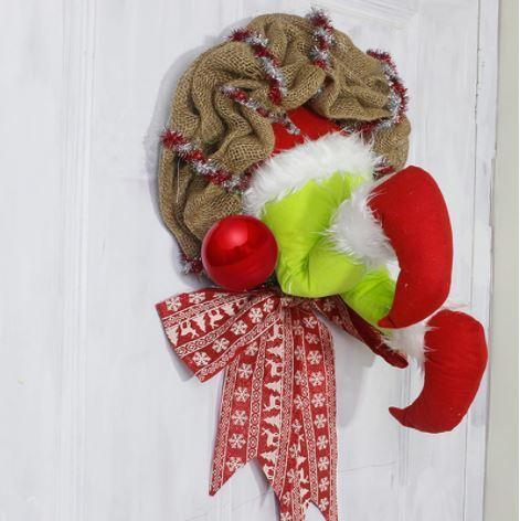 Рождественский венок 2 3