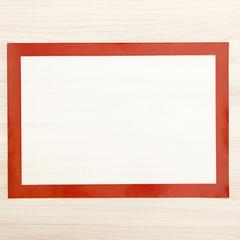 Армированный силиконовый коврик 42×29.5см