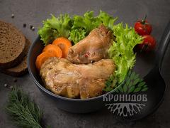 Туристическая еда Кронидов (Окорочек цыпленка в собственном соку) - 2