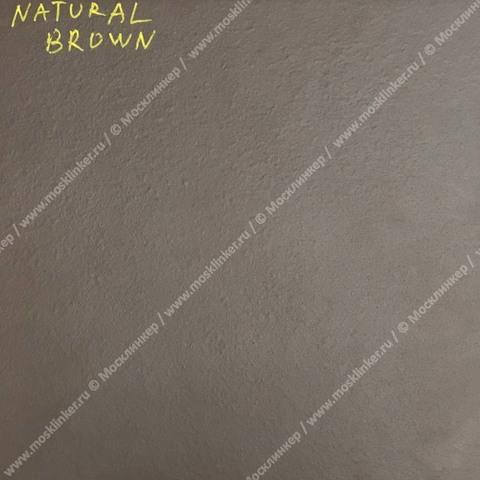 Ceramika Paradyz - Plain Brown / Natural Brown, 300x300x11, артикул 24 - Плитка базовая гладкая