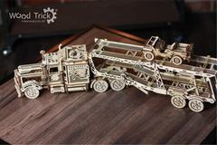 Механический 3D-пазл из дерева Wood Trick