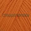Пряжа Gazzal Baby Cotton XL 3419 (оранжевый апельсин)