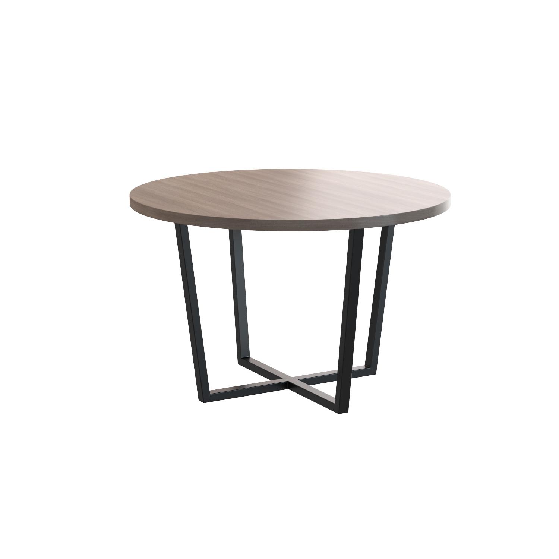 Обеденный стол Omega Ø110 - вид 1