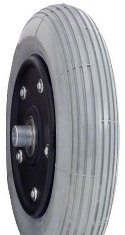 Картинка покрышка Rubena V12 COACH 6 x 1,25 (32-088) PC серый  - 1