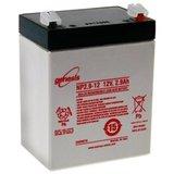 Аккумулятор EnerSys Genesis NP2.9-12 ( 12V 2,9Ah / 12В 2,9Ач ) - фотография