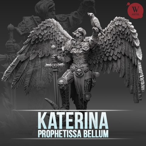 Katerina - Prophetissa Bellum