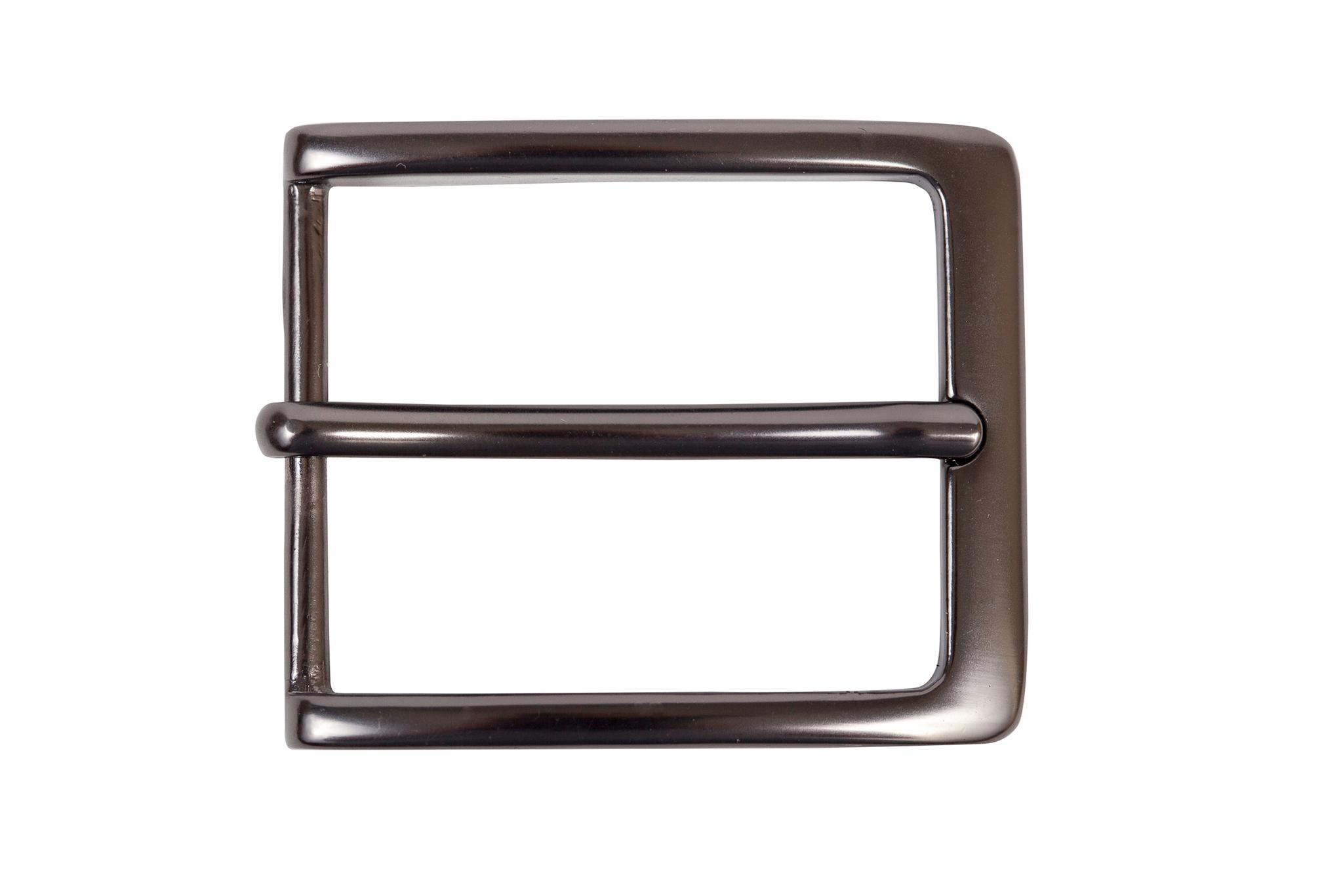 Пряжка для ремня 34 мм, черный матовый