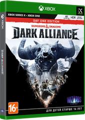 Dungeons & Dragons: Dark Alliance. Издание первого дня (Xbox, русские субтитры)