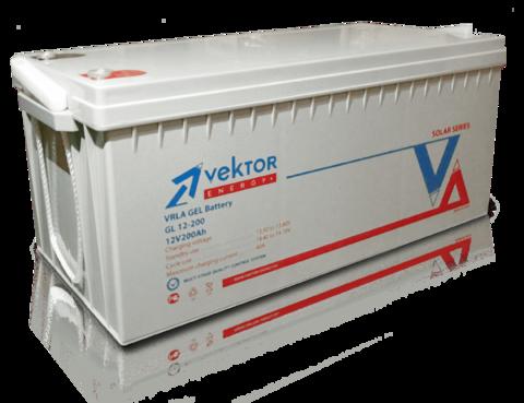 Аккумулятор VEKTOR ENERGY GL 12-250