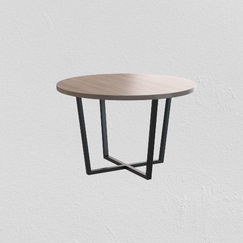Обеденный стол Omega Ø110 - вид 3