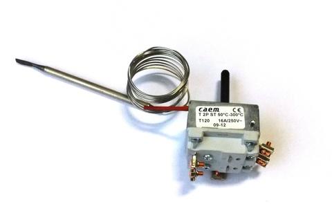 Термостат TU 2P ST для коммерческих плит