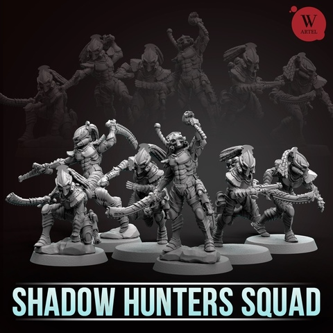 Shadow Hunters Squad