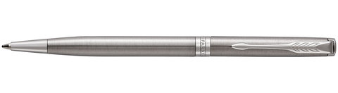 Шариковая ручка Parker Sonnet Slim Stainless Steel CT