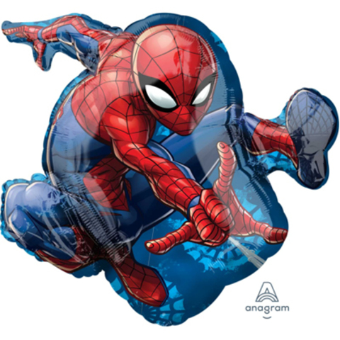 А ФИГУРА/P35 Человек паук в прыжке