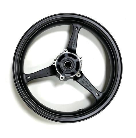 Передний колёсный диск Arashi для Suzuki GSX-R600/750 06-07, GSX-R1000 05-08 черный