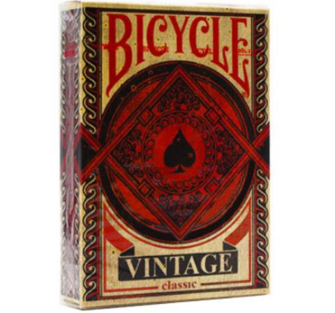 Карты Bicycle Vintage classic