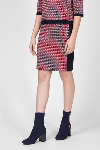 Женская юбка с узором VARENA Tommy Hilfiger