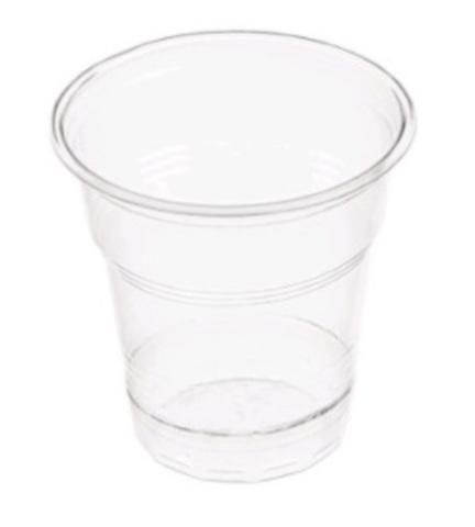 Одноразовый стакан 100 мл прозр ПП