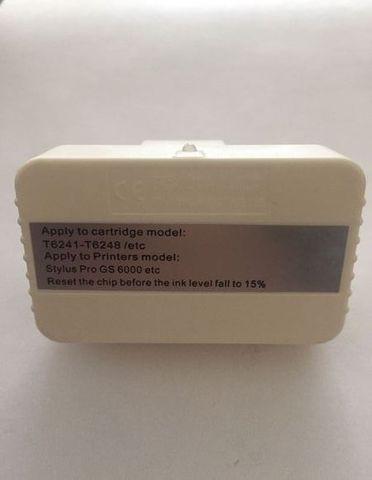 Чип рессетор для картриджей Epson GS6000