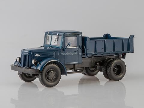 MAZ-205 tipper blue 1:43 AutoHistory
