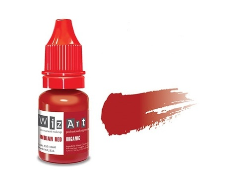 INDIAN RED WizArt ORGANIC