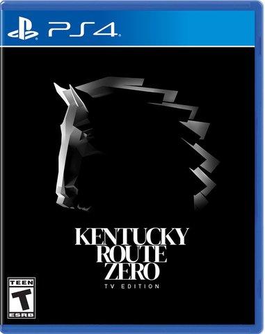 Kentucky Route Zero TV Edition