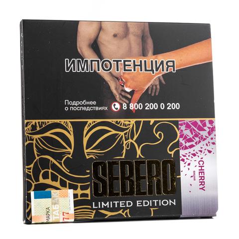 Табак Sebero Limited Cherry (Вишня) 60 г