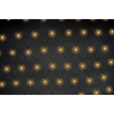 Гирлянда светодиодная «Теплая сеть»,160 ламп накаливания, уличная, CL31 (Feron)