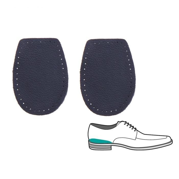 Мужские кожаные подпяточники для обуви, 1 пара