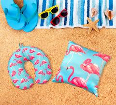 Подушка декоративная Gekoko «Фламинго» 6