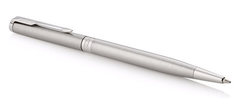 Шариковая ручка Parker Sonnet Slim Stainless Steel CT123