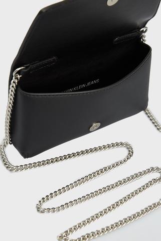 Женский черный клатч PHONE CROSSBODY Calvin Klein Jeans