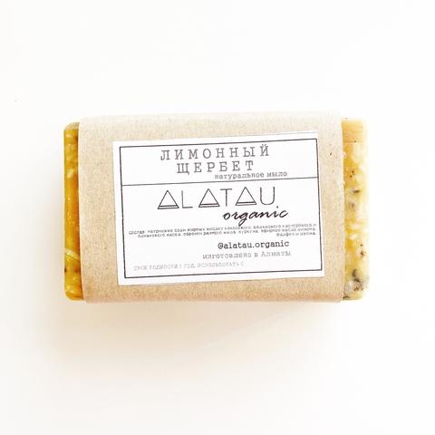 Мыло Лимонный щербет (Alatau Organic)
