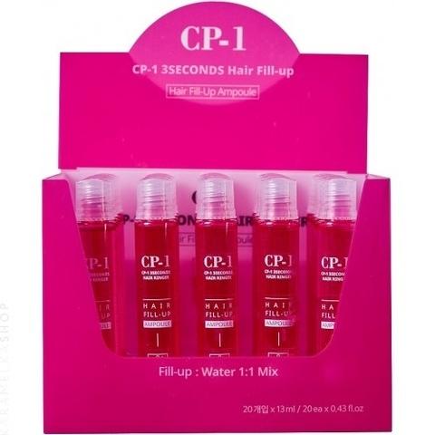 Интенсивный филлер для мгновенного питания и восстановления волос CP-1 3 Seconds Hair Ringer 5 шт.