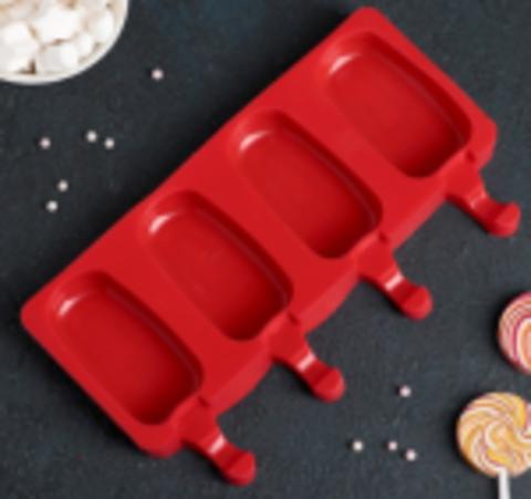 Форма для леденцов и мороженого